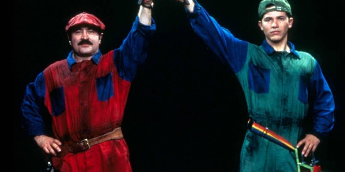La película Super Mario Bros. será relanzada en blu-ray con edición limitada