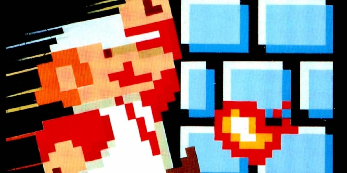 Logran terminar el Super Mario Bros original en menos de 5 minutos