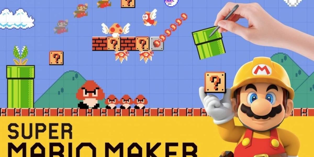 Super Mario Maker 3DS recibe nuevo tráiler
