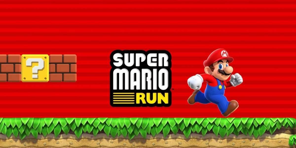Nintendo remata Super Mario Run a mitad de precio y anuncia gran actualización