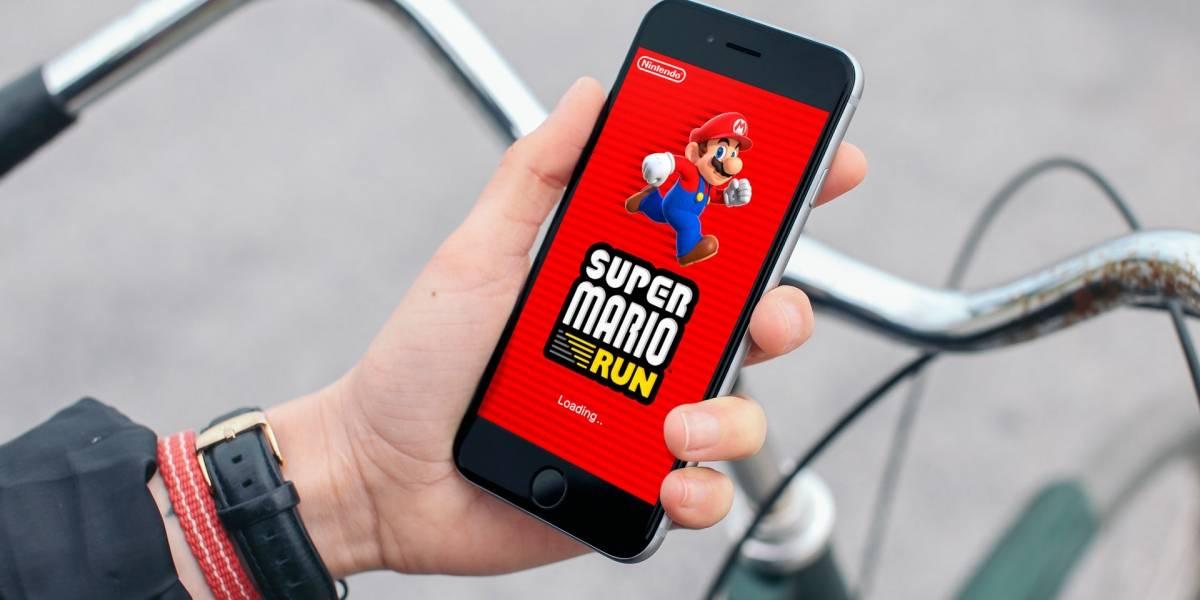 Super Mario Run es un éxito pero su ausencia en Android preocupa a inversionistas
