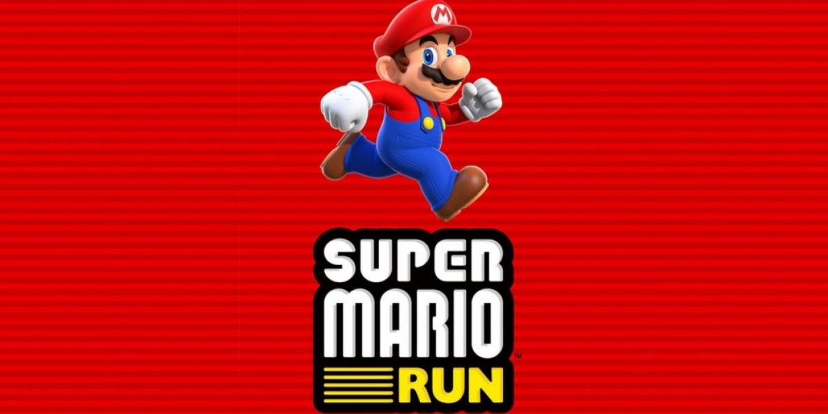 Super Mario Run llega a Android esta semana