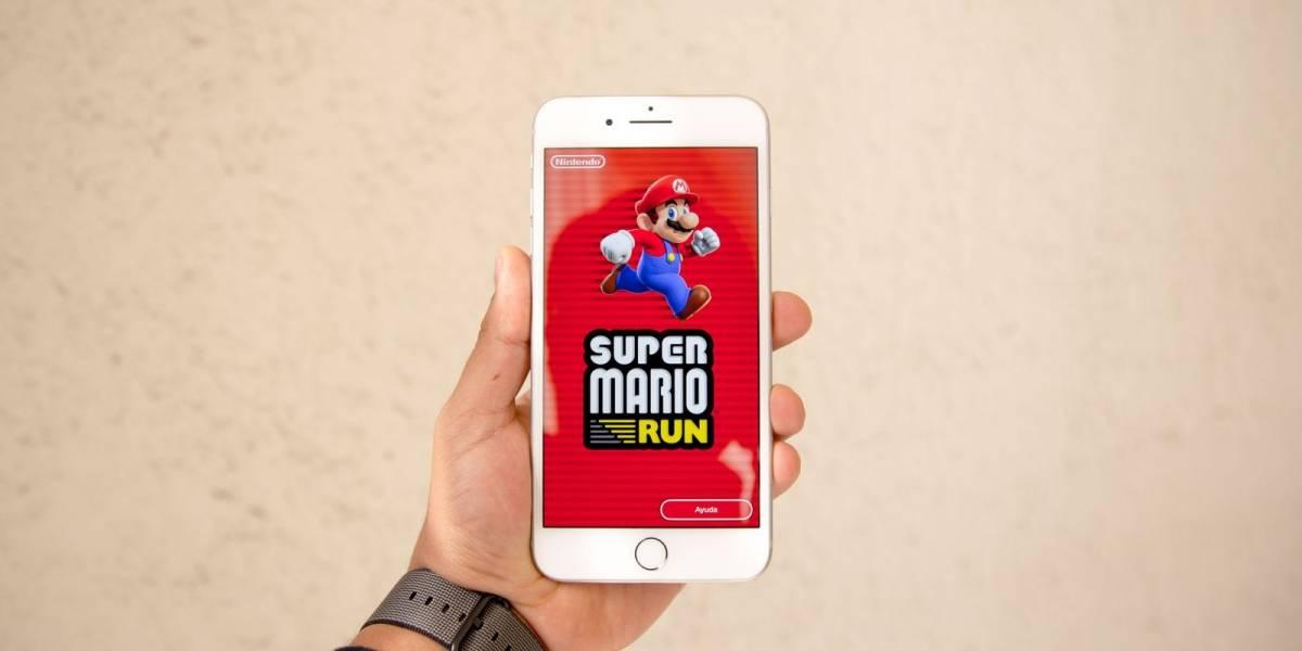 Nintendo no tiene planes de lanzar más contenido para Super Mario Run