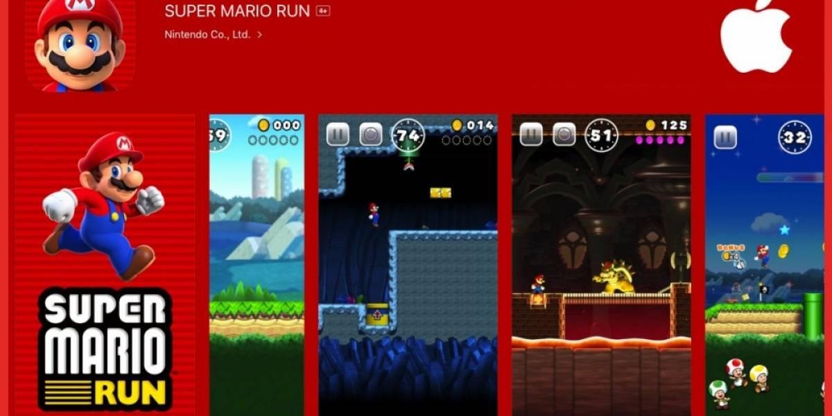 Mario llega a los celulares: anunciado Super Mario Run