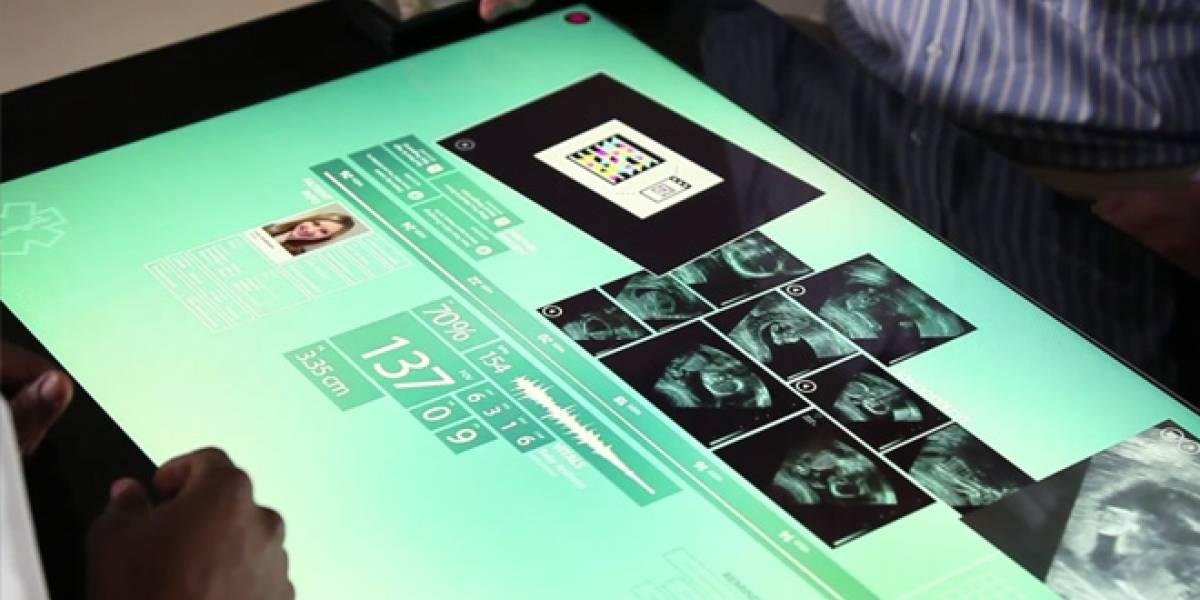 Microsoft Surface 2.0 será demostrado a mediados de enero