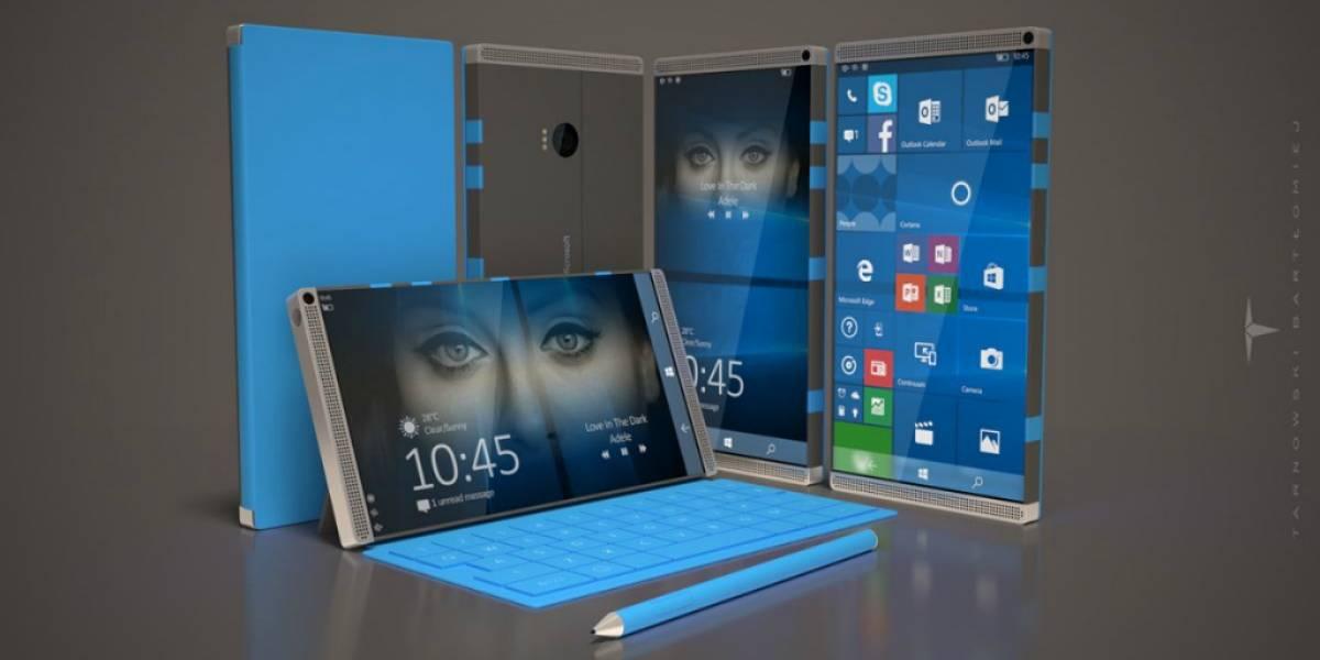 Surface Phone sería potenciado por un procesador Snapdragon 835