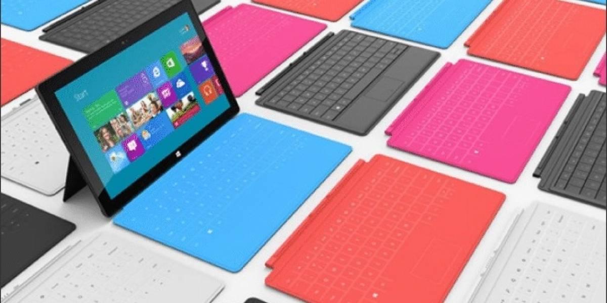 NVIDIA, MediaTek y Qualcomm luchan por su presencia en el futuro Tablet Surface 2