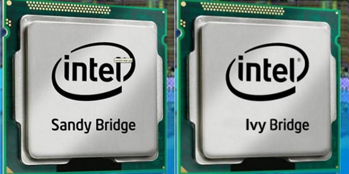 Ivy Bridge vs Sandy Bridge: Rendimiento por ciclo y consumo
