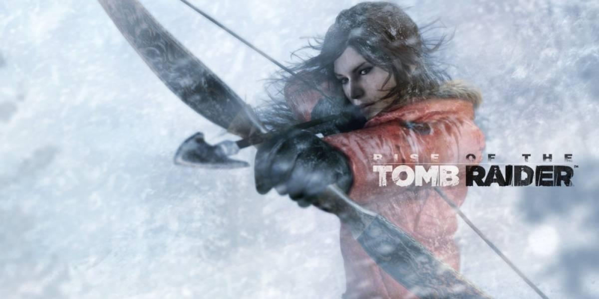 Rise of the Tomb Raider llegará a PS4 e incluye soporte para VR