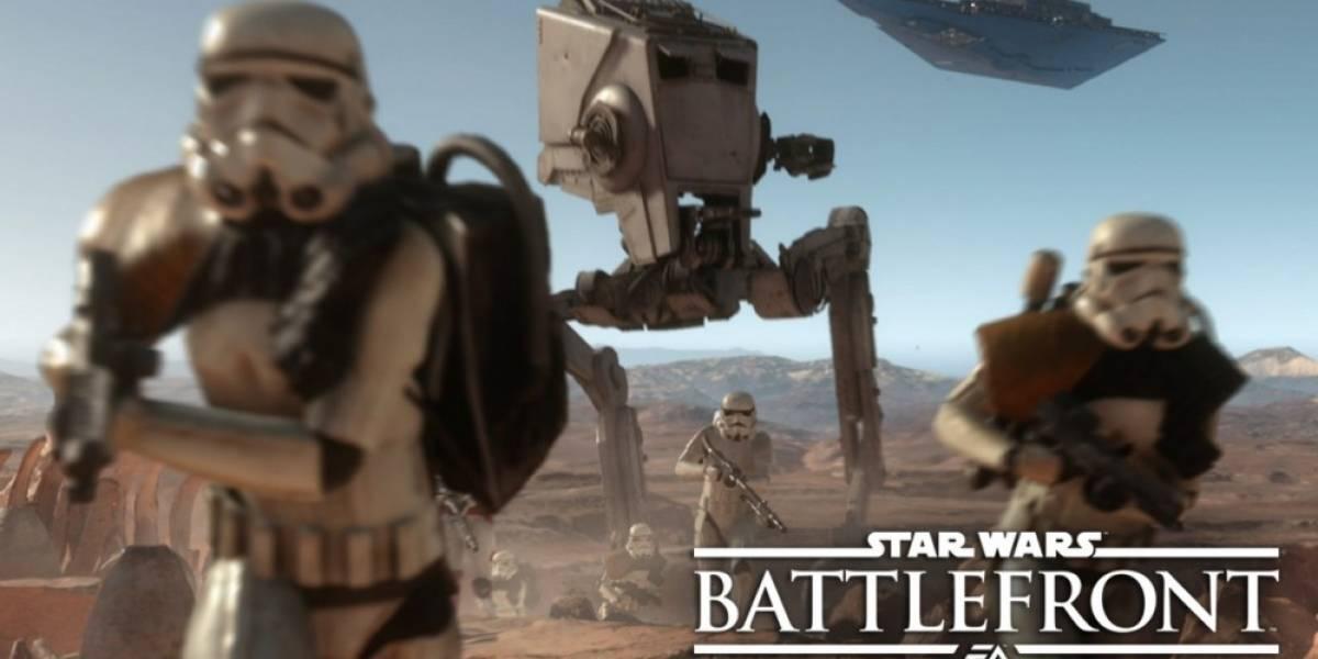 EA promete seguir dando soporte a Star Wars: Battlefront