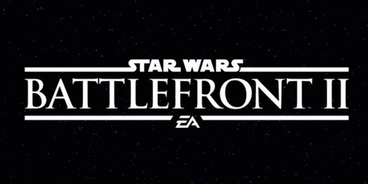 La presentación oficial de Star Wars Battlefront II será en abril