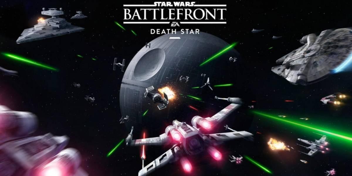 Presentan adelanto del DLC Estrella de la Muerte para Star Wars Battlefront