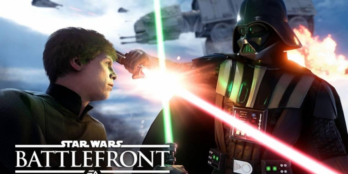 Star Wars: Battlefront se integrará a EA Access el próximo martes