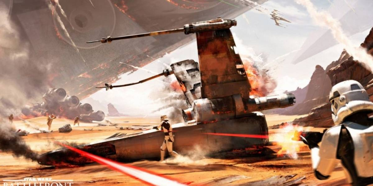 Deals with Gold: Descuentos en Star Wars Battlefront, Enslaved y más