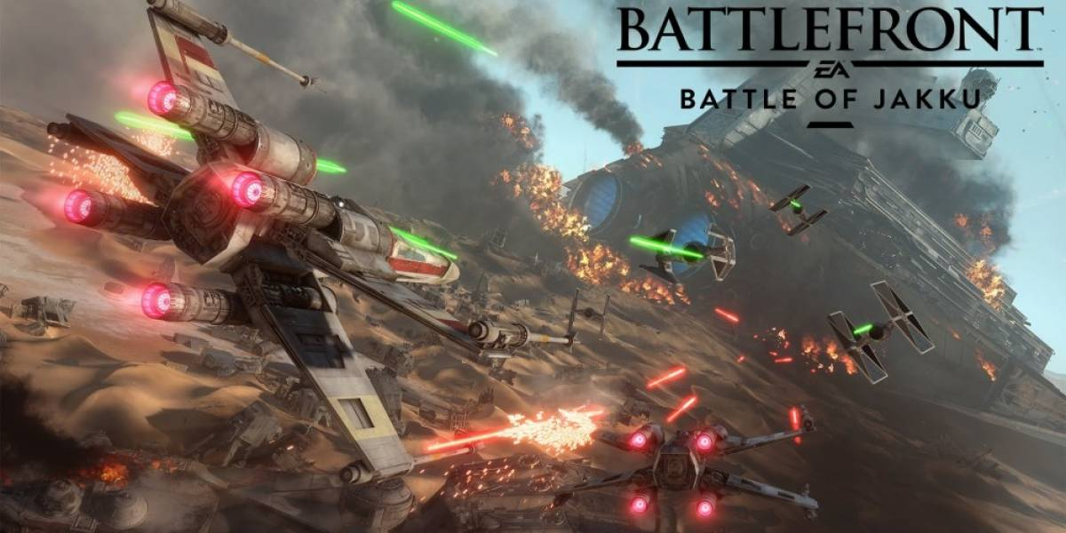 EA Games prepara secuela de Star Wars Battlefront