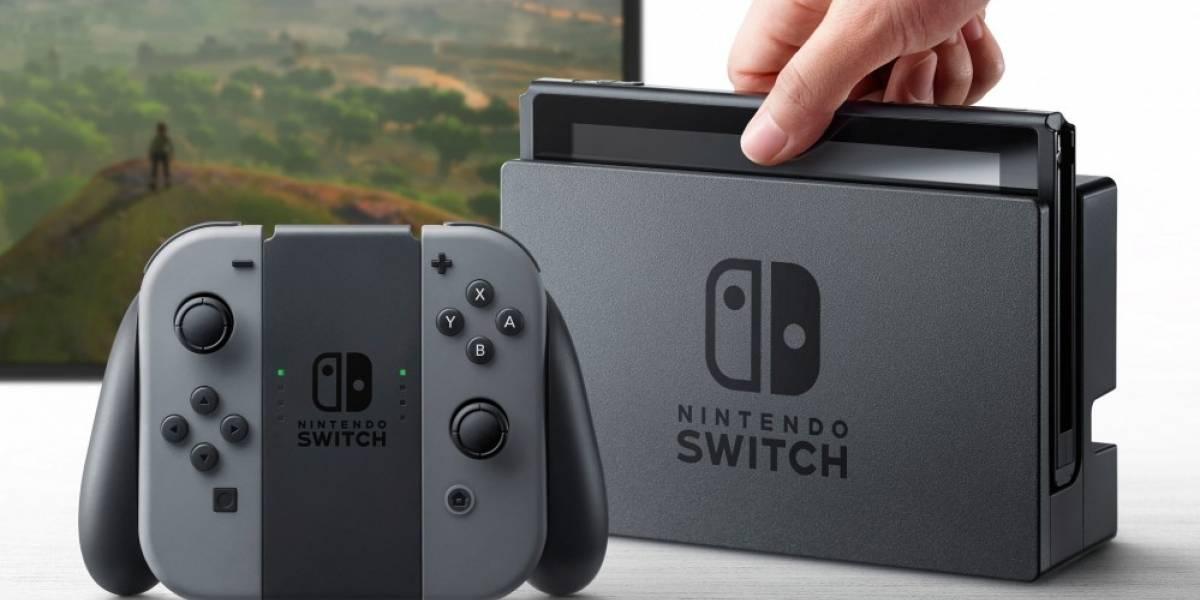 Tiendas ponen primeros precios tentativos a la Nintendo Switch