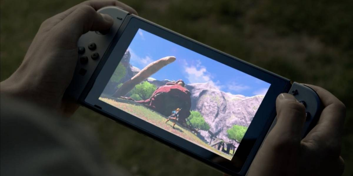 Mira este comercial extendido de la Nintendo Switch