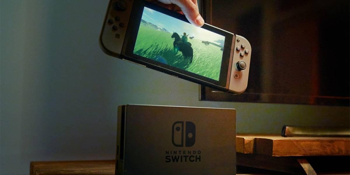 Nintendo quiere llevar la realidad virtual a la Switch