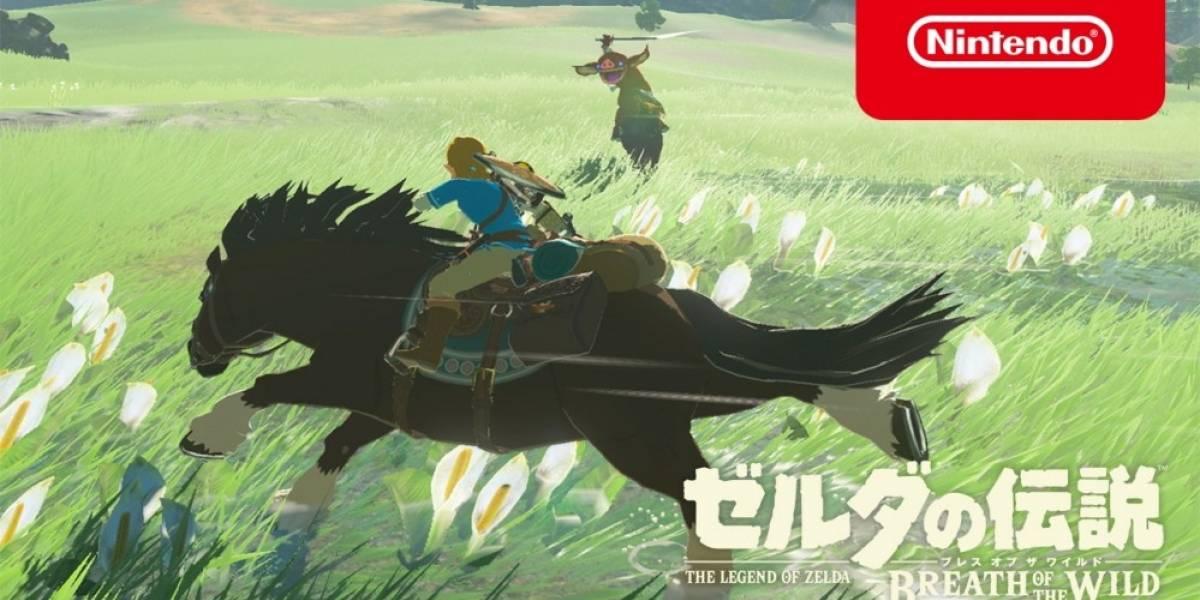 Zelda y 1-2 Switch en los nuevos comerciales de Nintendo Switch para Japón