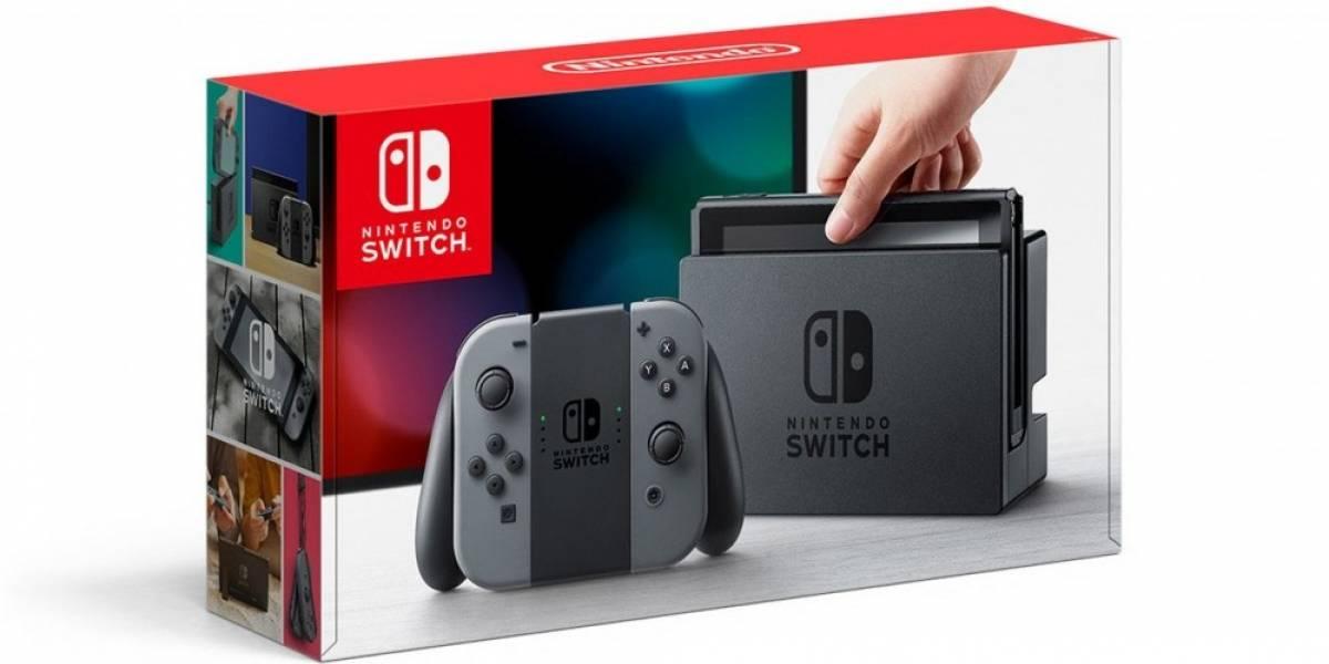 iFixit desarma una Nintendo Switch para mostrar su interior