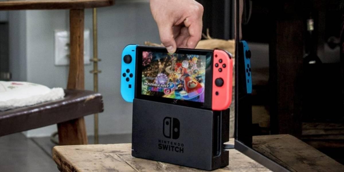 Cómo evitar los rayones en la Nintendo Switch al acoplarla al dock