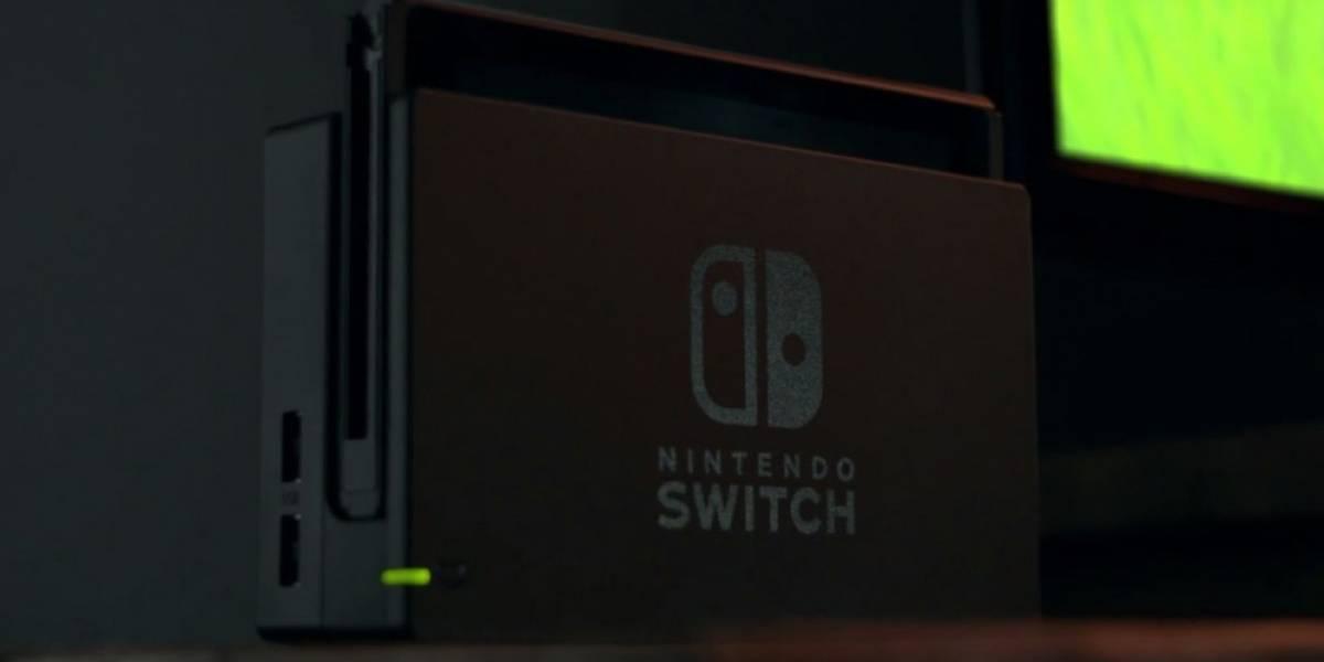 Los docks de la Switch de la tienda de Nintendo están saliendo defectuosos