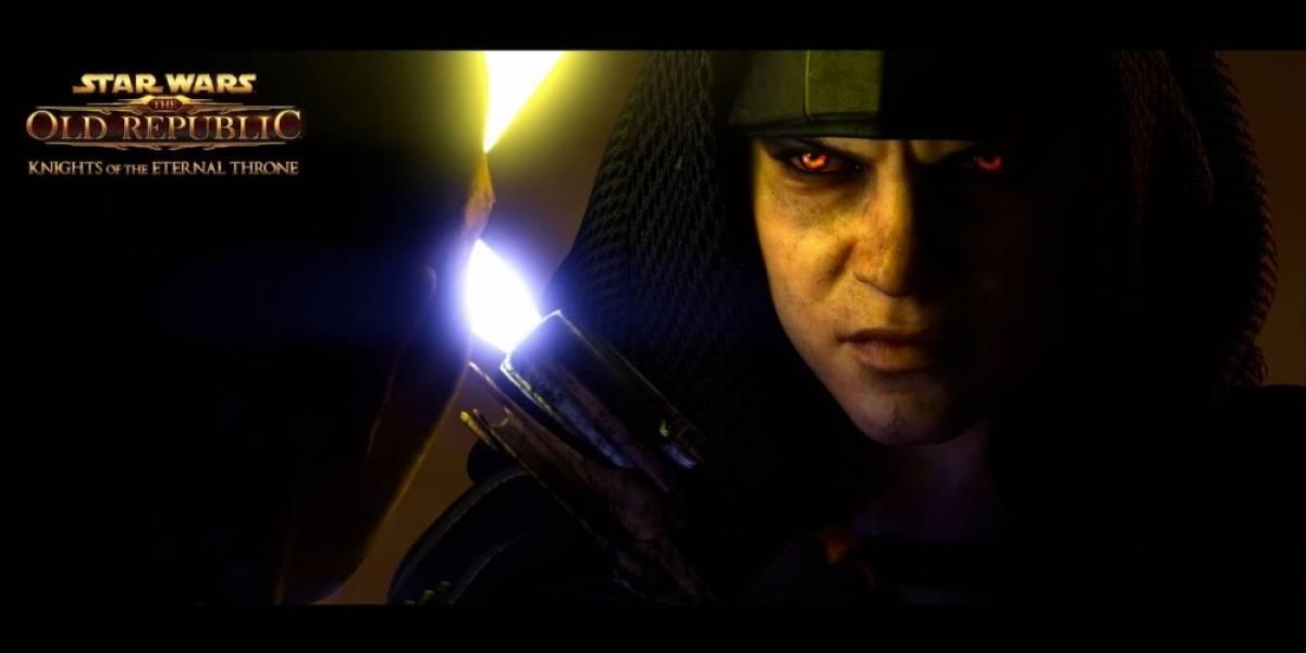 Vean el épico tráiler de la nueva expansión para Star Wars: The Old Republic