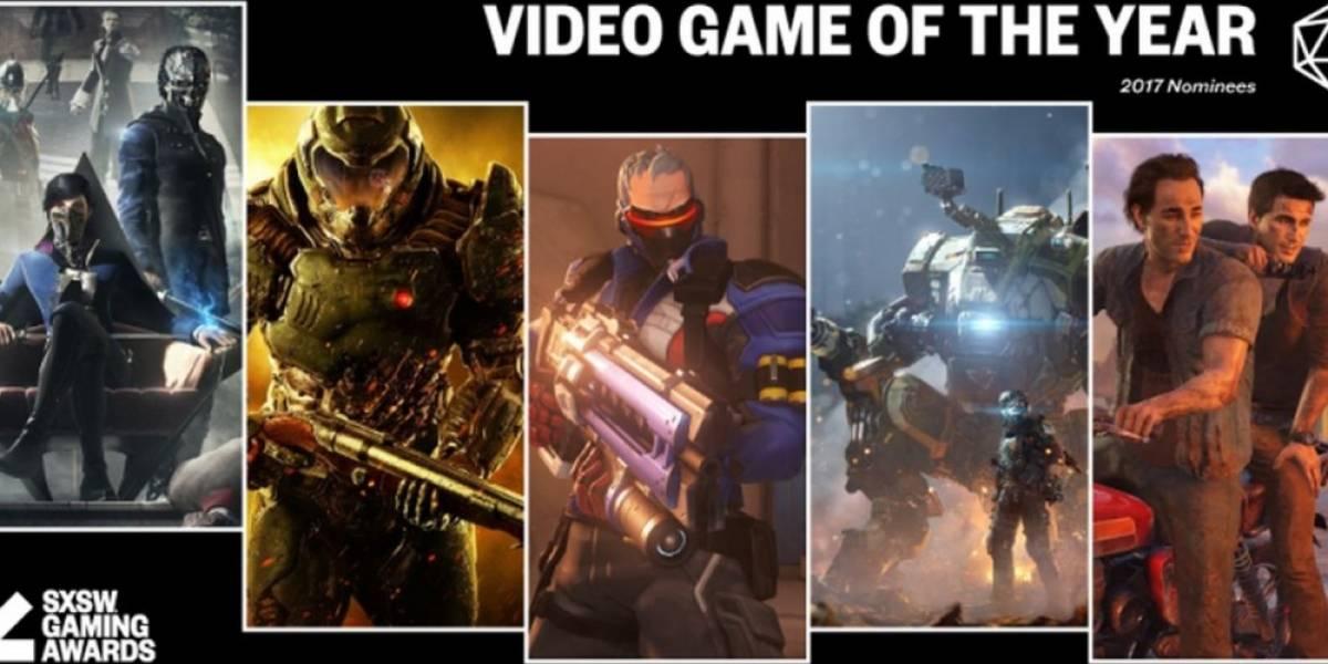 Se anuncian los nominados a los SXSW Gaming Awards 2017