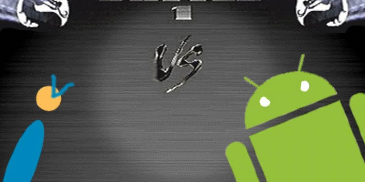 Symbian y Android se dan con todo