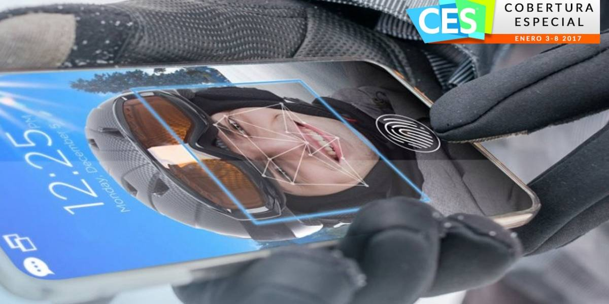 Synaptics combina reconocimiento facial con sensores de huellas #CES2017