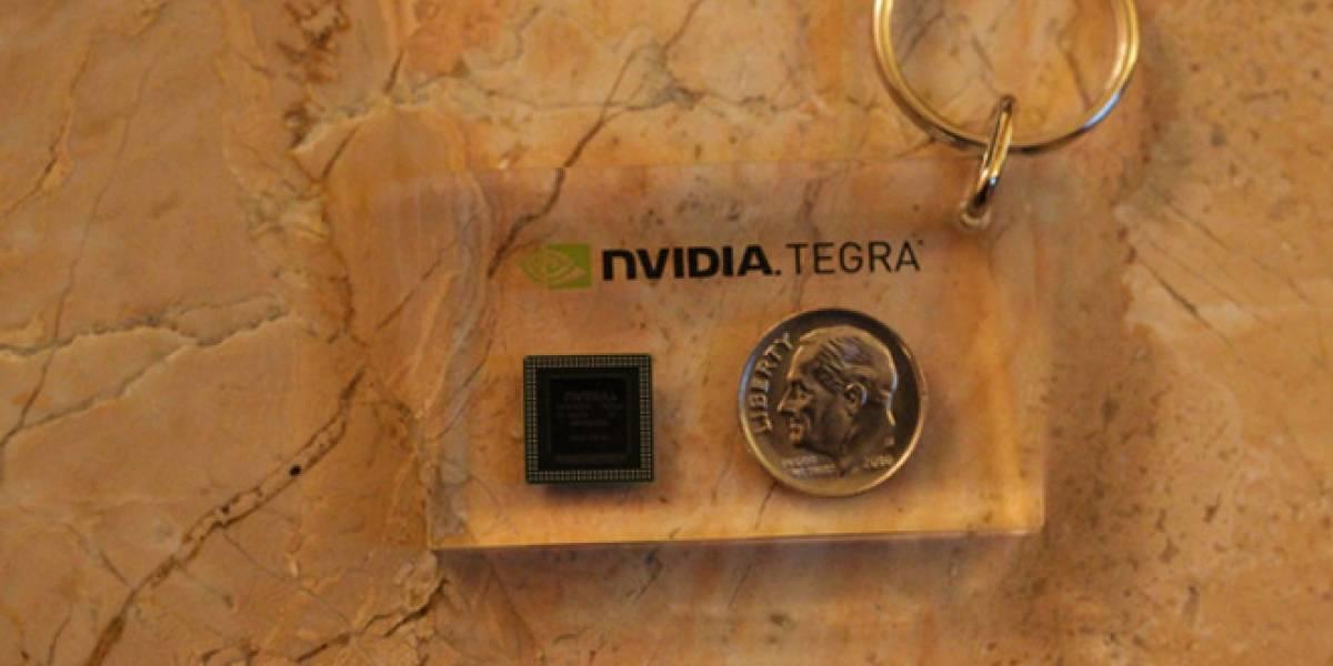 Plataformas móviles podrían significar la principal fuente de ingresos para NVIDIA