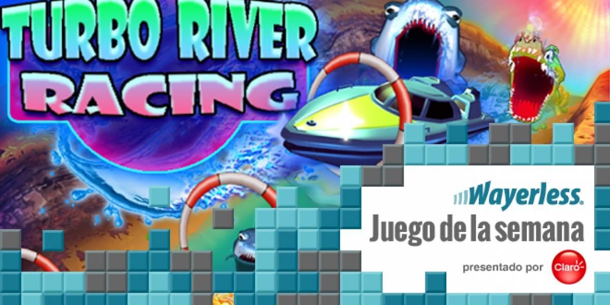 Turbo River Racing [Juego de la Semana]