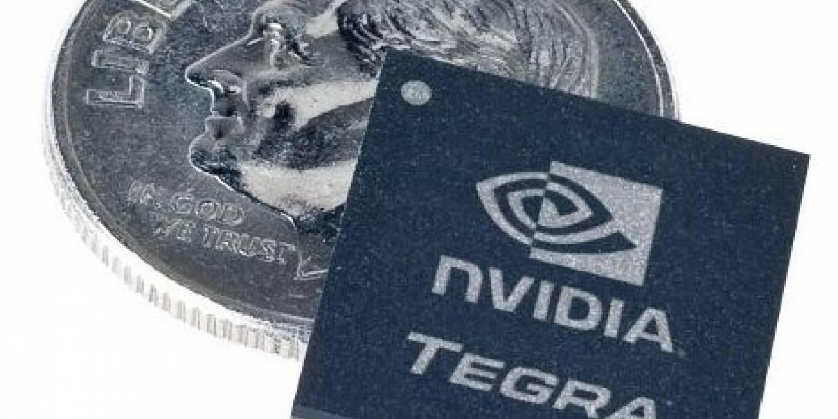 NVIDIA muestra un fuerte crecimiento económico gracias a Tegra