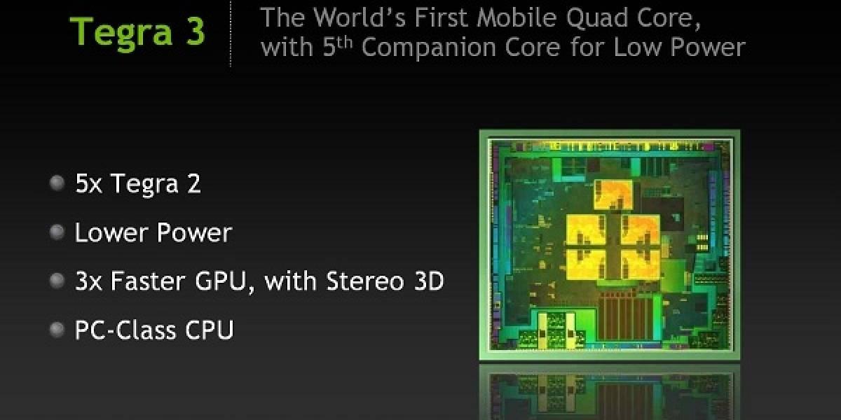 Nvidia Tegra 3 vs Apple A5: Rendimiento gráfico