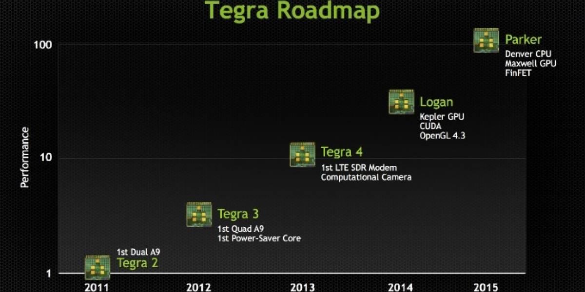 """Rumor: NVIDIA planea adelantar el debut de su SoC Tegra 6 """"Parker"""""""