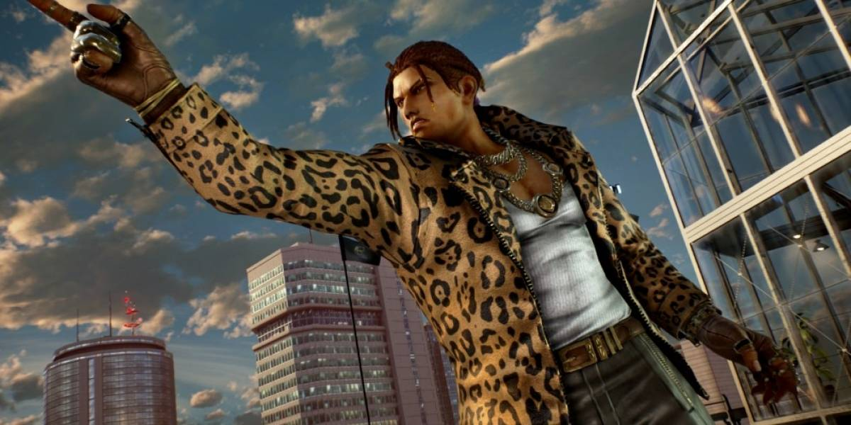 Presentan a Eddy Gordo como nuevo personaje de Tekken 7