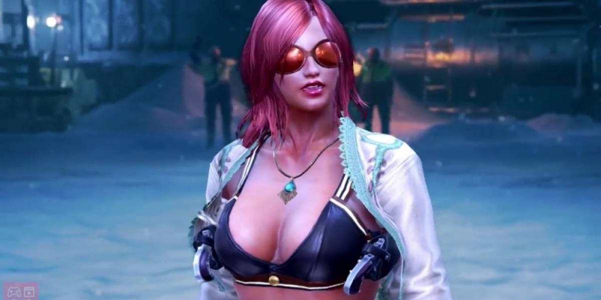 Akuma en acción en nuevo video con jugabilidad de Tekken 7