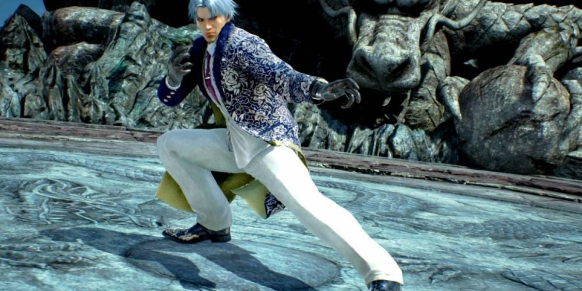 Tekken 7 presenta a Lee Chaolan y su álter ego Violet #gamescom2016