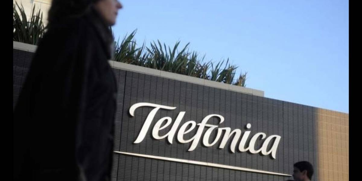 Telefónica aumenta 26% sus beneficios impulsada por sus ingresos en Latinoamérica