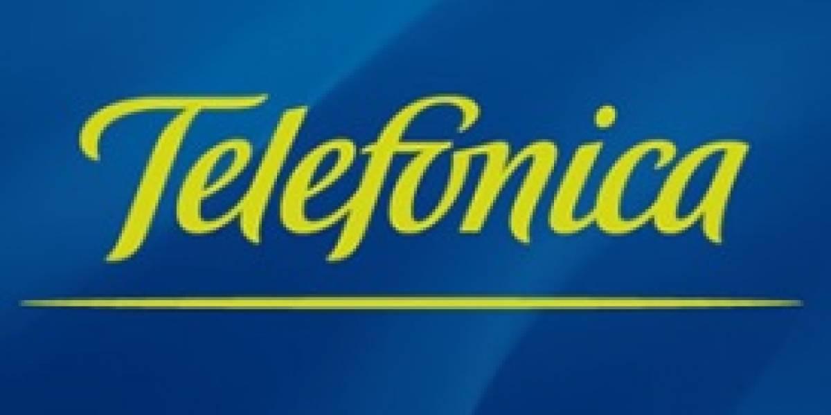 Telefónica empieza a probar redes 4G