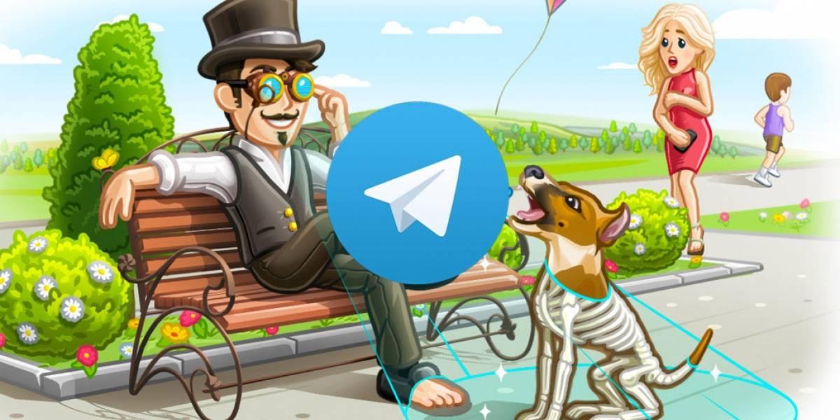 Telegram se actualiza con artículos instantáneos y plataforma de blog