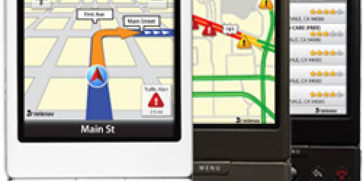 El primer sistema de navegación GPS para Android