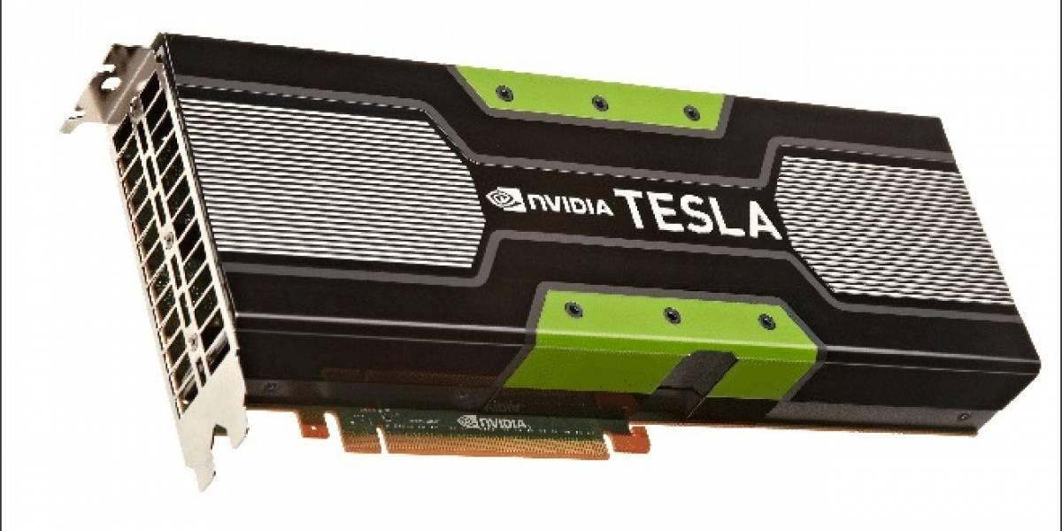 NVIDIA revela los primeros benchmarks de Tesla K20X