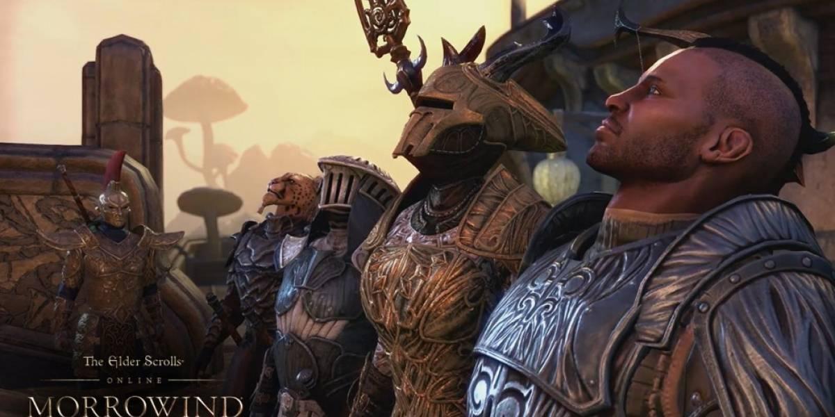 Primer tráiler con jugabilidad de The Elder Scrolls Online: Morrowind