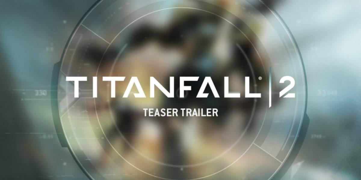 Mira el primer teaser tráiler de Titanfall 2