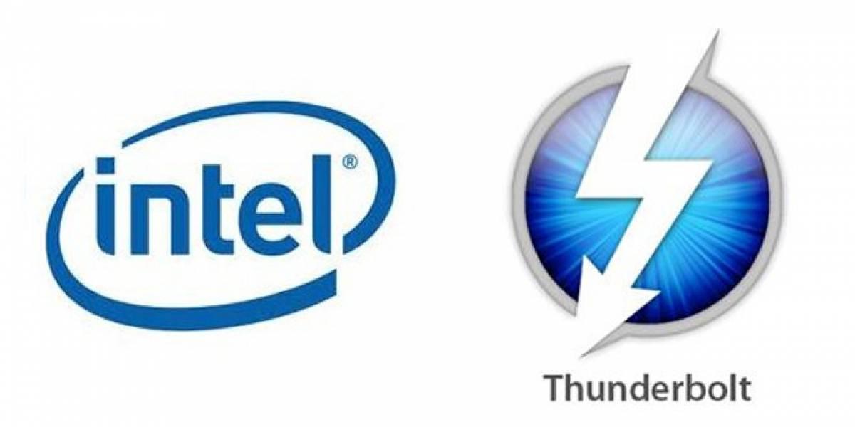 Intel estaría preparando Thunderbolt para los Ultrabooks