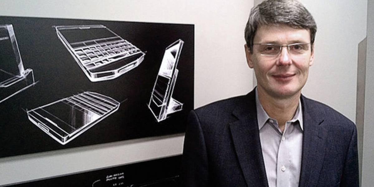 """CEO de BlackBerry: """"En cinco años no habrá razones para tener una tableta"""""""