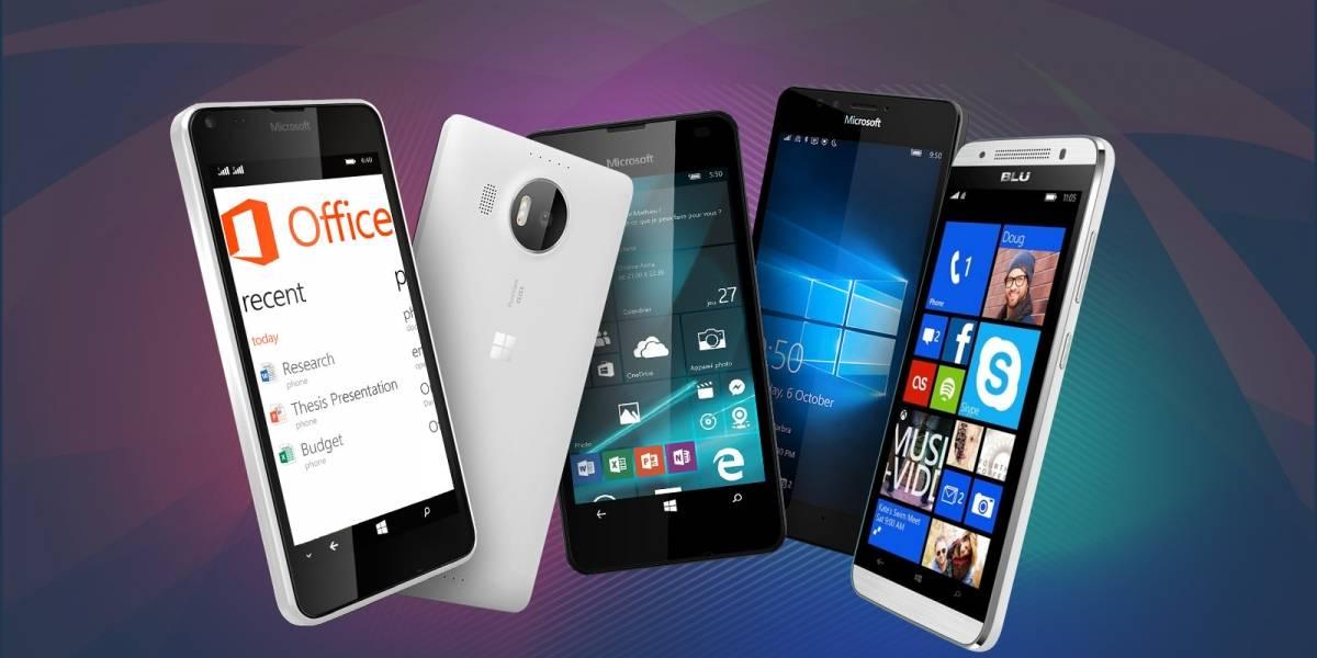 Ejecutivo de Microsoft confirma la futura muerte de todo Windows Phone