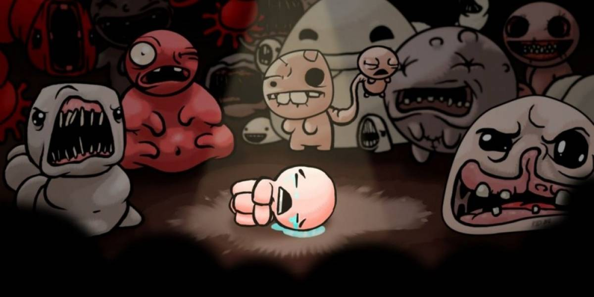 The Binding of Isaac es un nuevo juego de lanzamiento de Nintendo Switch