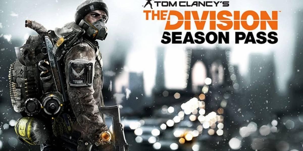 The Division recibirá tres expansiones de paga post-lanzamiento